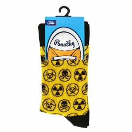 Ponožky Toxické