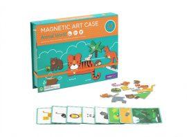 Magnetická kazeta Zvieratká