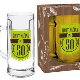 Pivný pollitrák 50