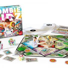 Zombie Kidz – Evoluce