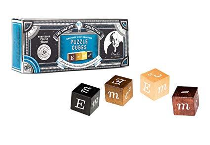 Einstein Puzzle Cubes