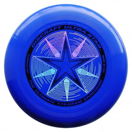 Frisbee Discraft UltraStar 175gr. modrý