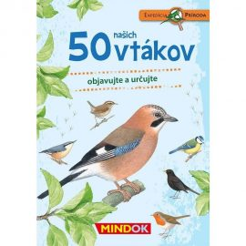 50 našich vtákov – Expedícia príroda