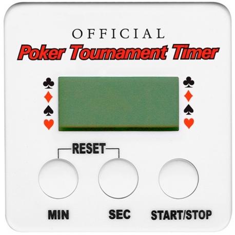 Poker časovač