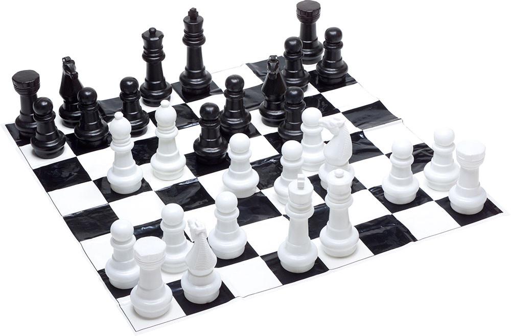 Šachy záhradné hry
