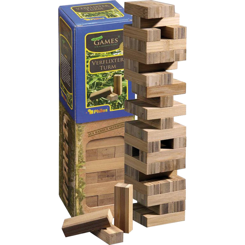 Jenga Philos Bamboo