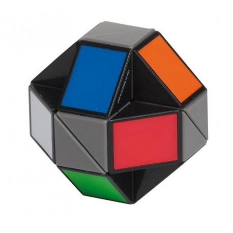 Hlavolam Rubik Twist color