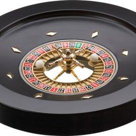 Ruleta 36cm black