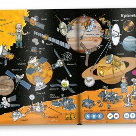 Kniha Vesmír