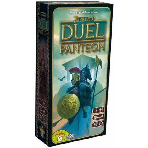 7 Divů světa Duel - Pantheon rozšírenie