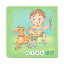 Minikniha Denné činnosti