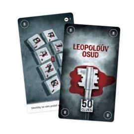 Leopold 3 díl – detektivní únikovka