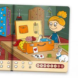 Kniha Moje prvé farby a tvary