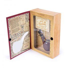 Případ zapálené dýmky – Sherlock Holmes