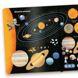 Vesmír s elektronickou ceruzkou