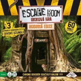 Escape Room Rodinná edice