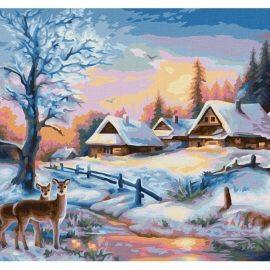 Zimná krajina