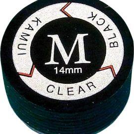 Koža Kamui Clear Black M 13mm