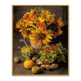 Jesenné zátišie (40x50cm)