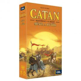 Catan – Města a rytíři 5-6 hráčov
