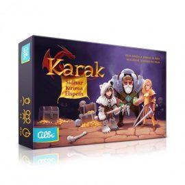 Karak – Sidhar, Kirima & Elspeth