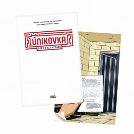 Kniha Únikovka – Útěk z Alcatrazu